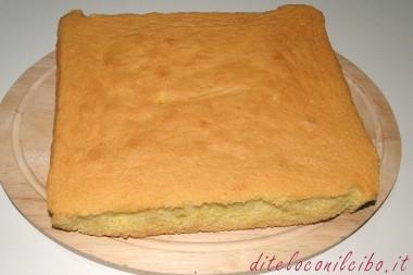 Base per torte farcite