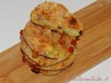 Schiacciatine di patate e zucchine